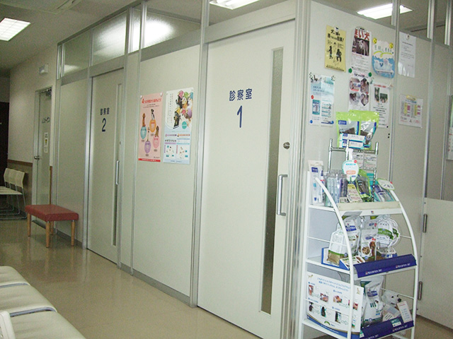 ひっぽ動物病院_診察室_写真